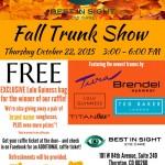 Fall Trunk Show 2015 v4