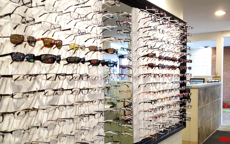 Best in Sight Eye Care Frame Selection