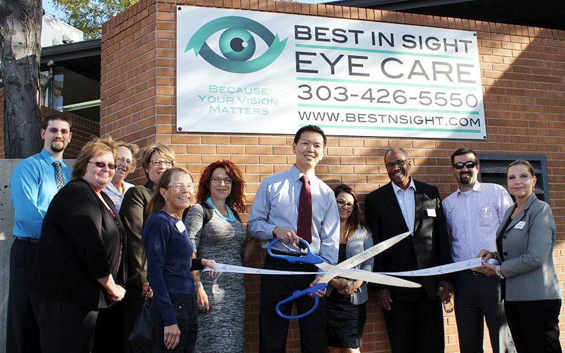 Best in Sight Ribbon Cutting Ceremony